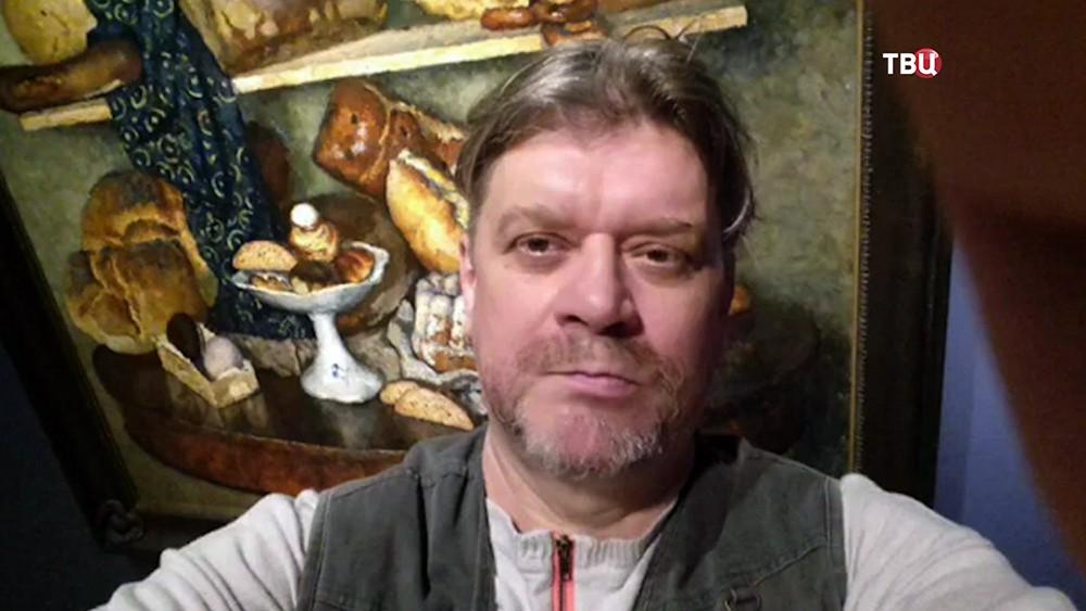 Александр Боровой, взявший в заложники семью в Москве