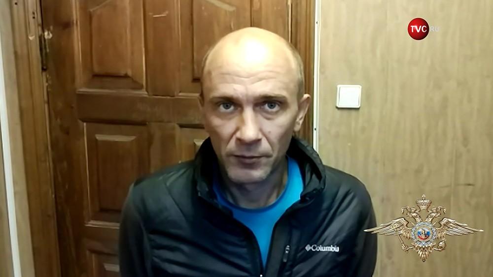 """Мужчина, повредивший картину """"Иван Грозный и сын его Иван"""""""