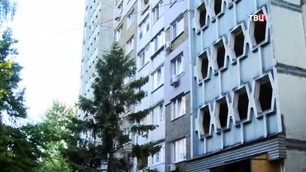 """Квартира главного редактора сайта """"РИА Новости Украина"""" Кирилла Вышинского"""