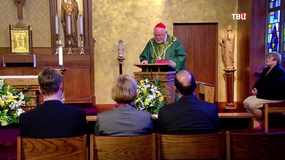 Председатель Конференции епископов кардинал Райнхард Маркс