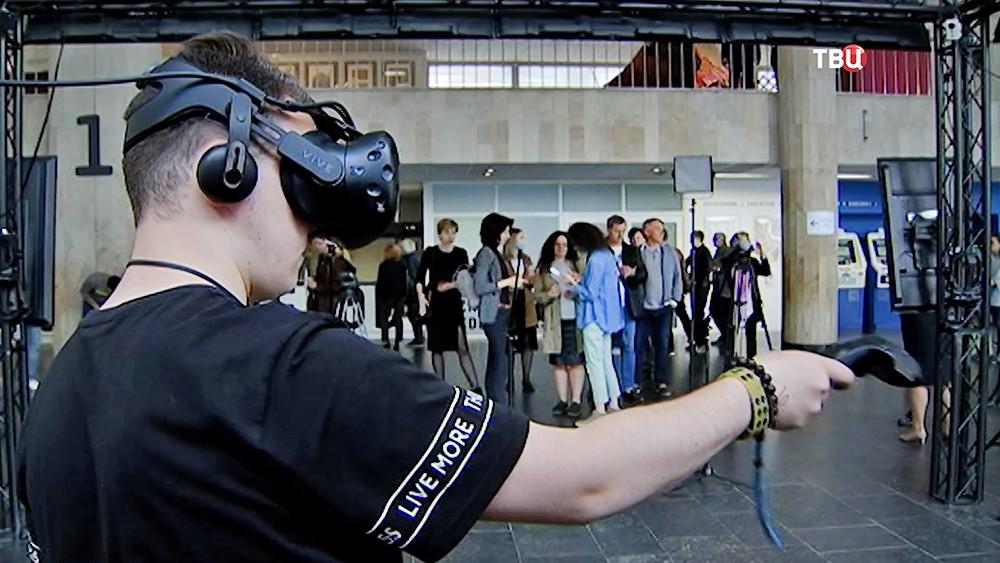 Интерактивный проект Третьяковской галери