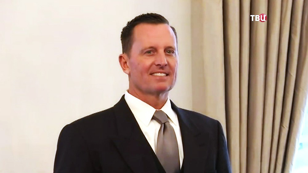 Американский посол США в Германии Ричард Гренелл