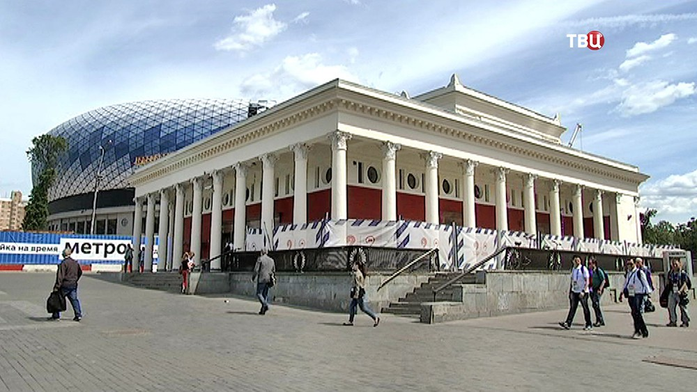 "Вестибюль станции метро ""Динамо"""
