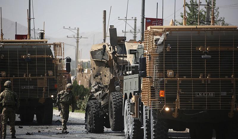 Солдаты НАТО в Афганистане