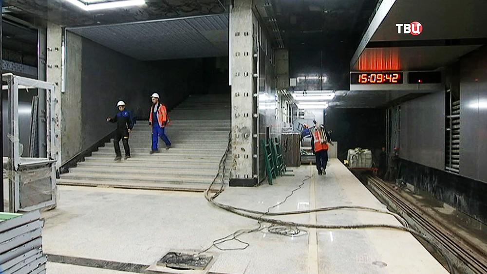 """Станция метро """"Говорово"""""""