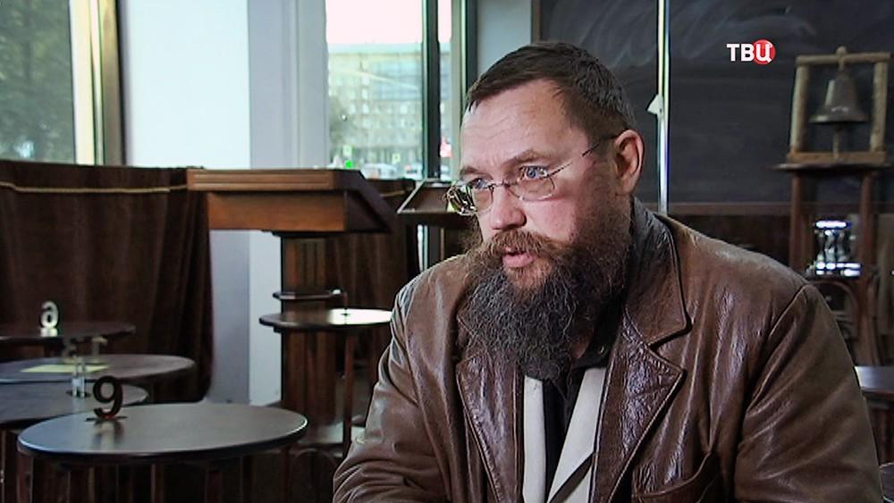 Предприниматель Герман Стерлигов