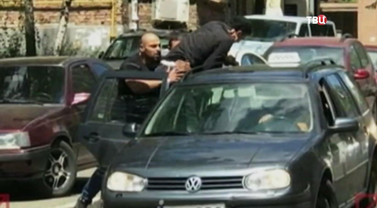 Похищение сына ливийского атташе в Киеве