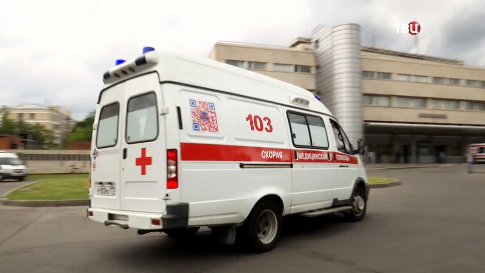 Скорая помощь в НИИ имени Склифосовского