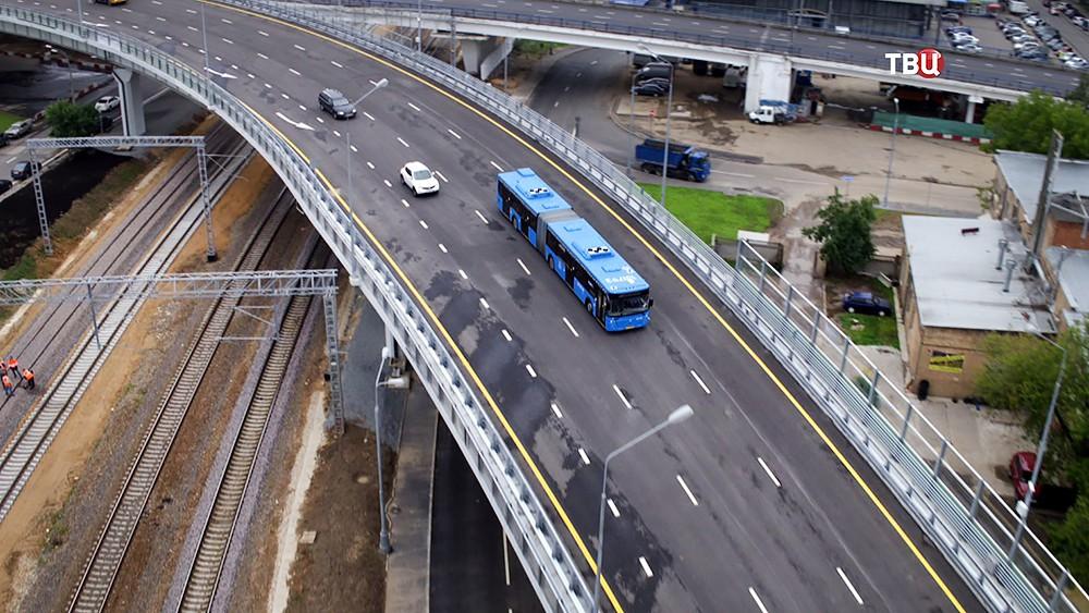 Новый транспортная хорда