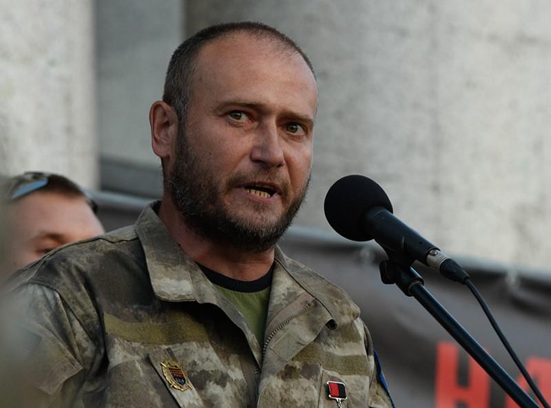 """Лидер организации """"Правый сектор"""" Дмитрий Ярош"""