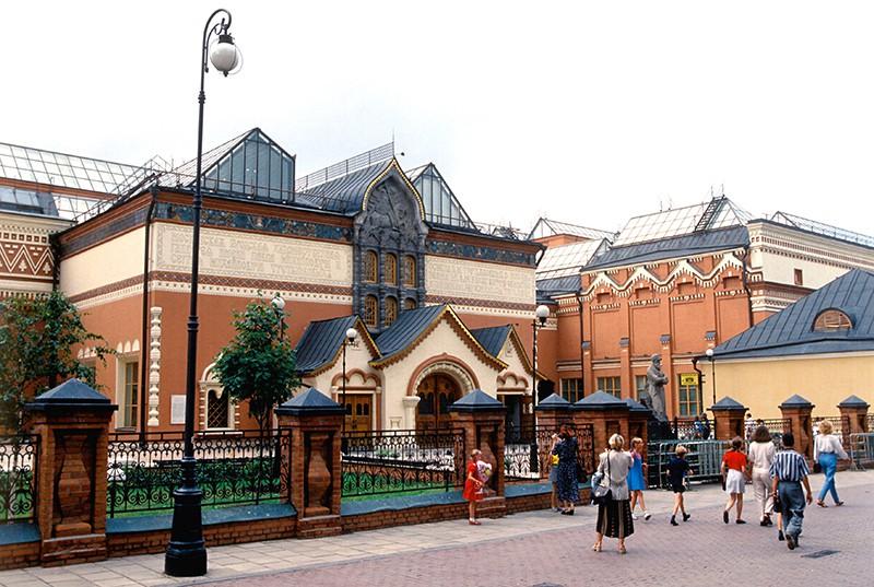 Здание Государственной Третьяковской