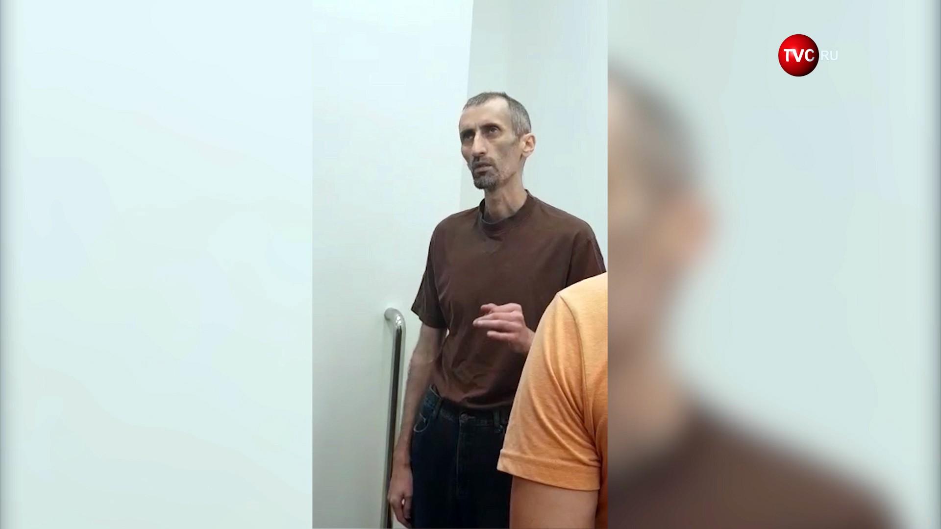Участник банды Шамиля Басаева Аслан Яндиев