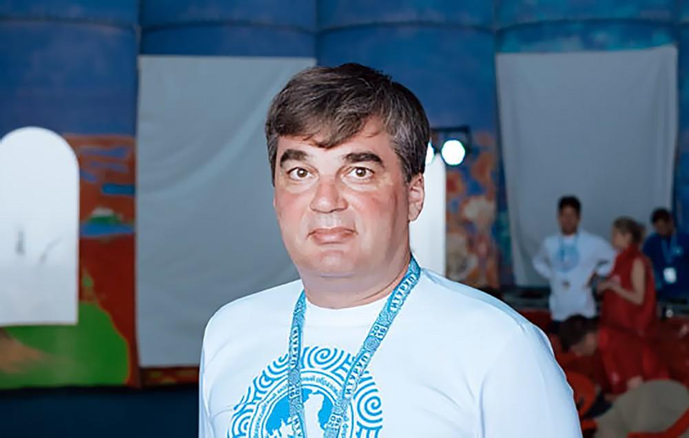 Дмитрий Пайсон