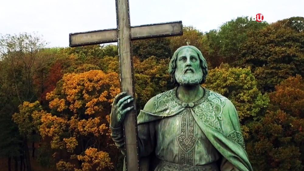 Памятник Владимиру в Киеве