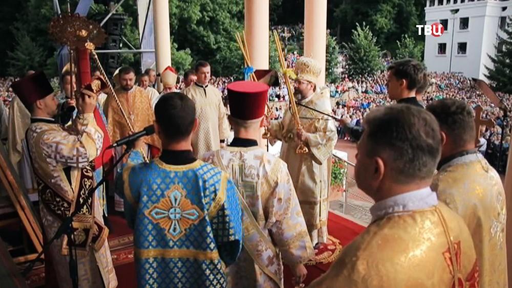 Церковь на Украине