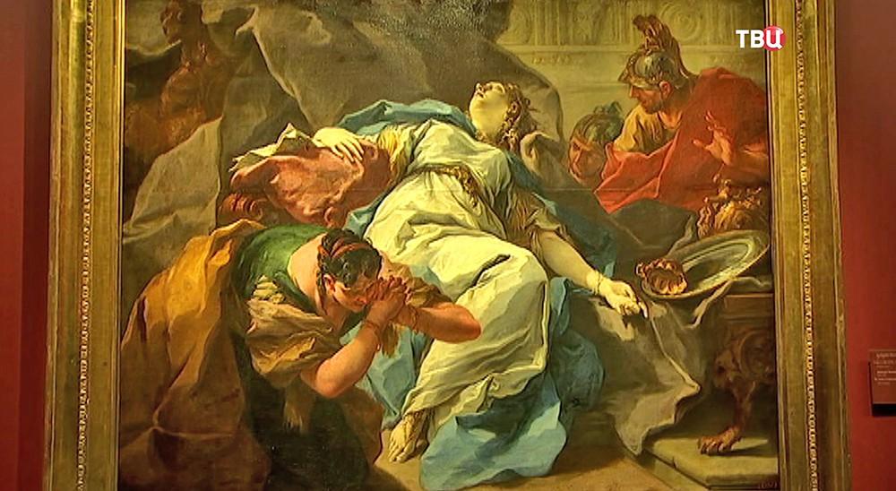 Выставка работ венецианских художников в Пушкинском музее
