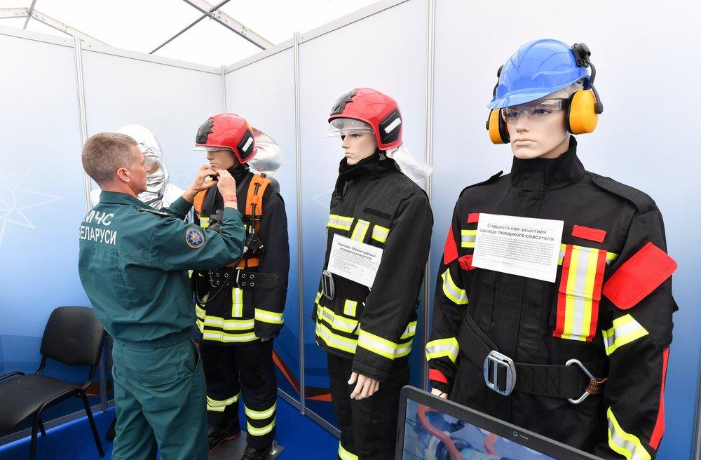 Защитная одежда спасателя МЧС России