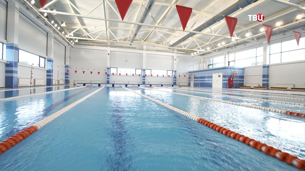 Новый спортивно-оздоровительный комплекс в Крылатском
