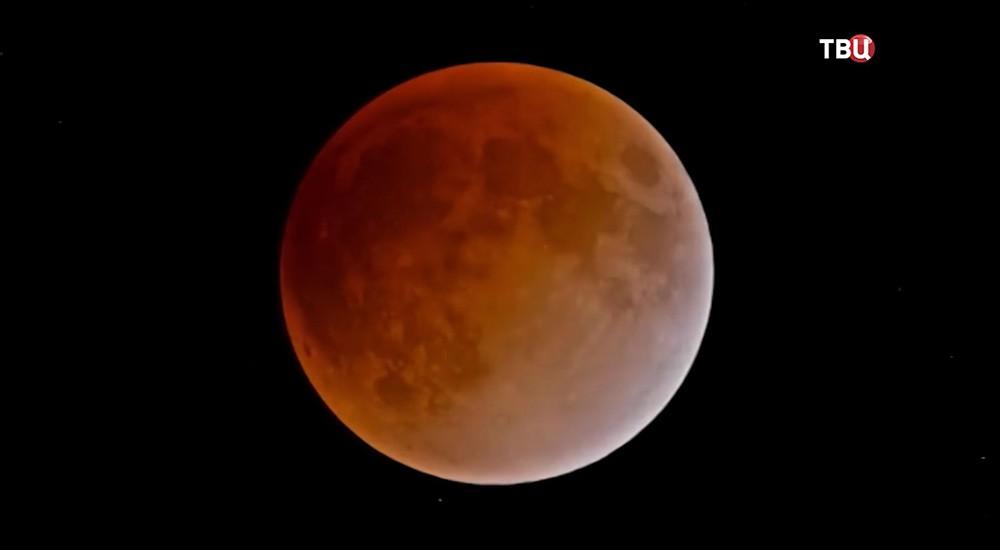 ГН Где посмотреть лунное затмение в Москве