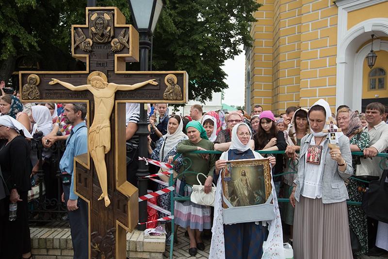 Кретный ход в Киеве