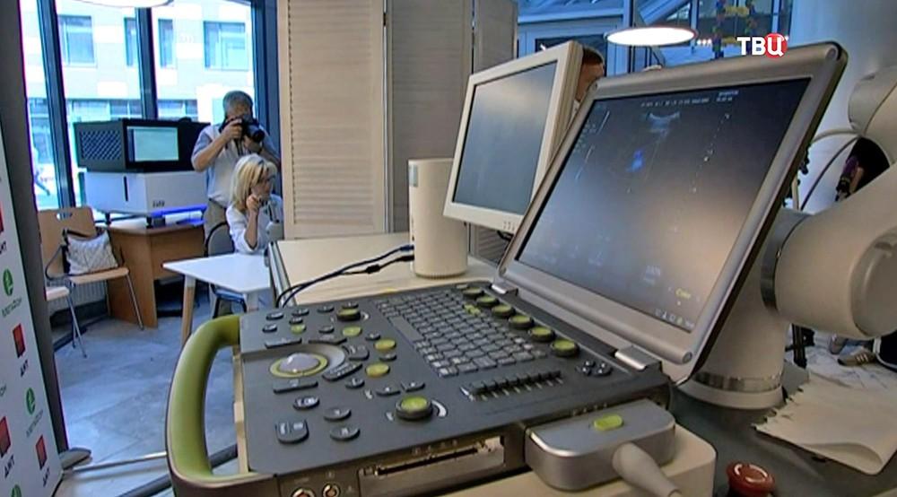 Новейшие технологии В Морозовской больнице