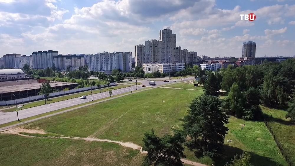 """Район Москвы""""Жулебино"""""""