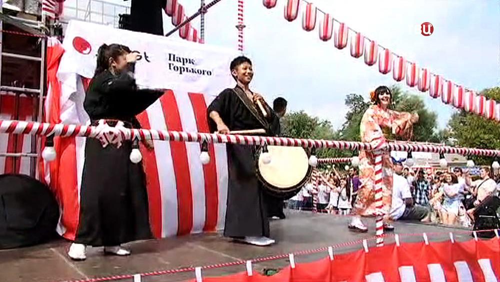 Фестиваль Японии