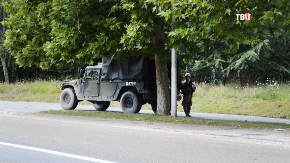 Военнослужащие армии Сербии