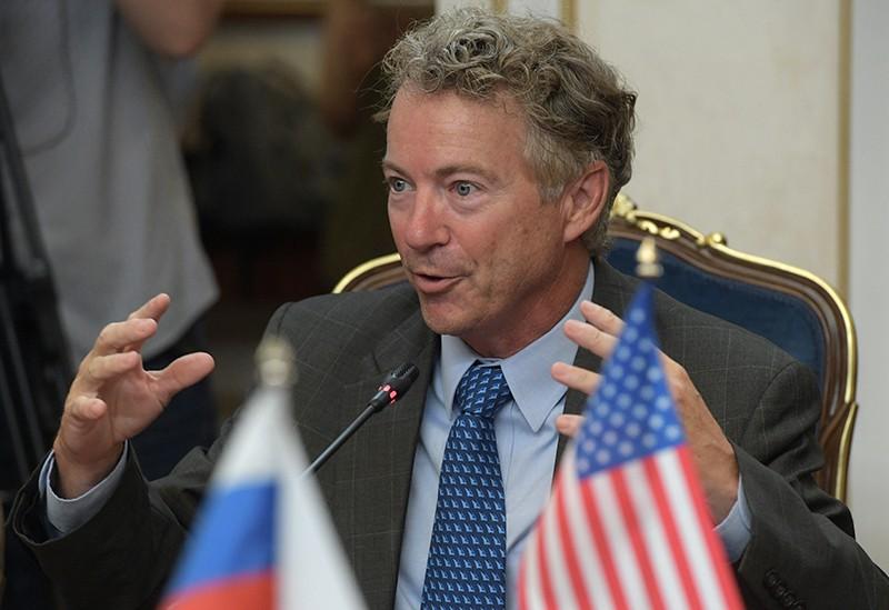 Член Сената Конгресса США от Республиканской партии Ренд Пол