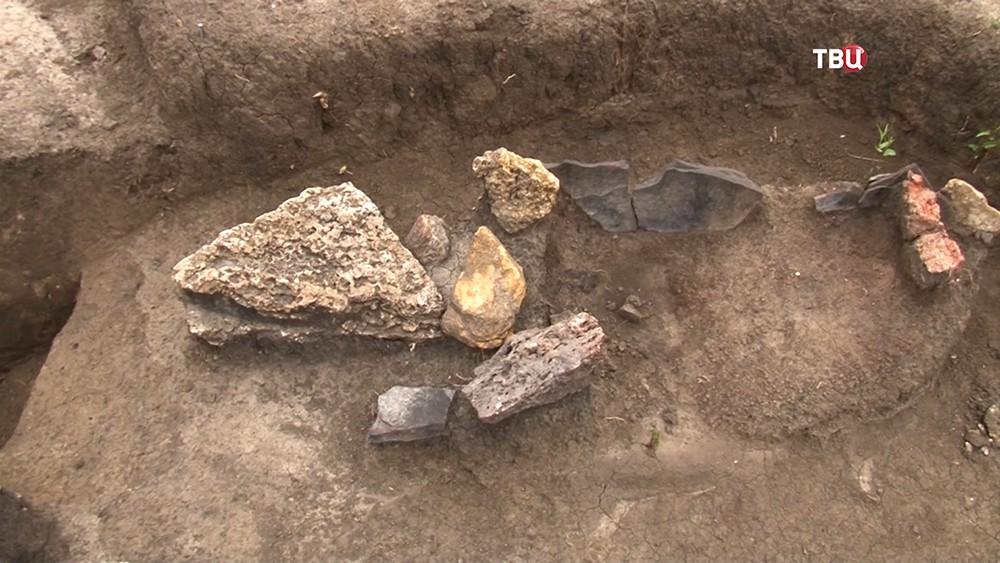 Археологические раскопки в Ростовской области