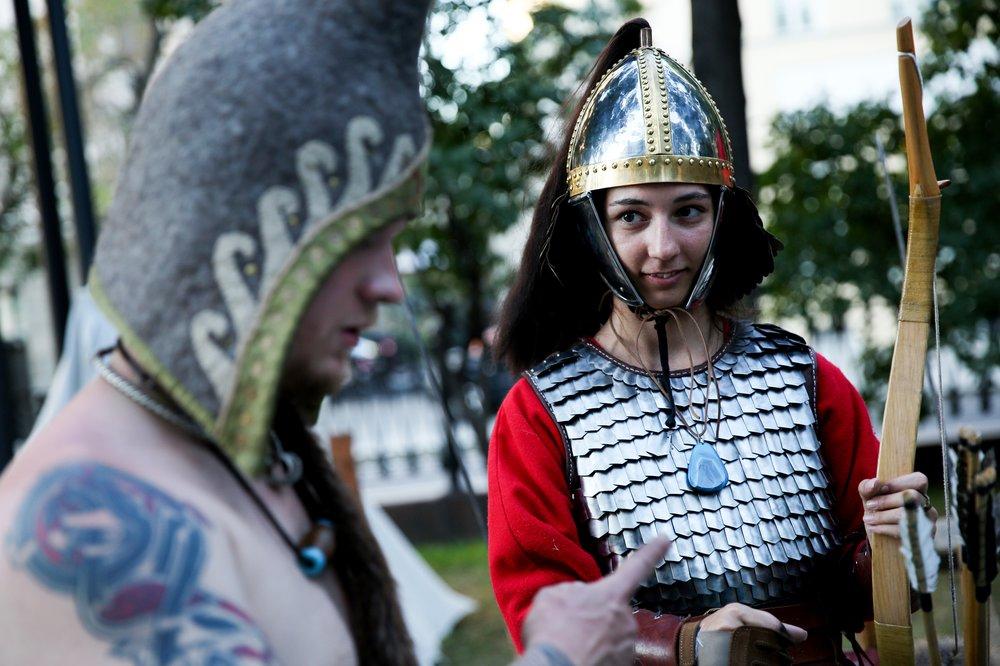 """Фестиваль """"Времена и эпохи"""" в Москве"""