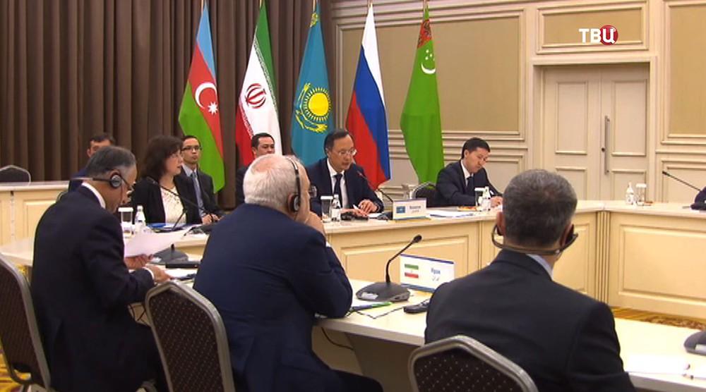 Каспийский саммит
