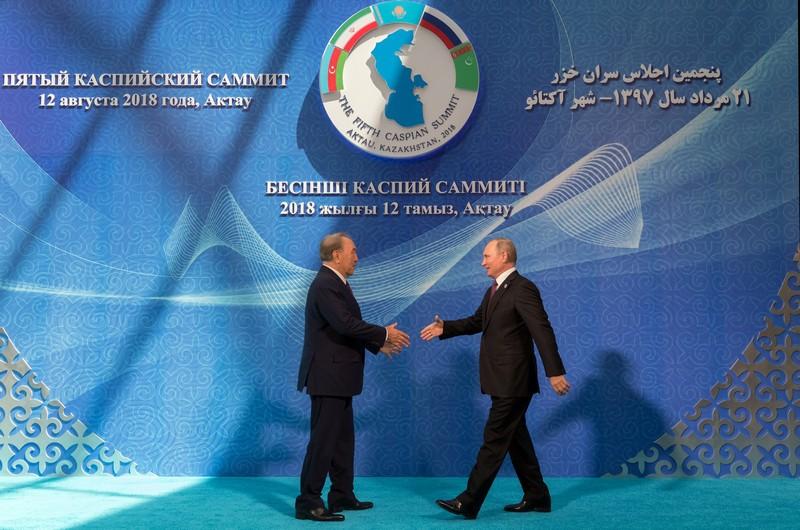 V Каспийский саммит