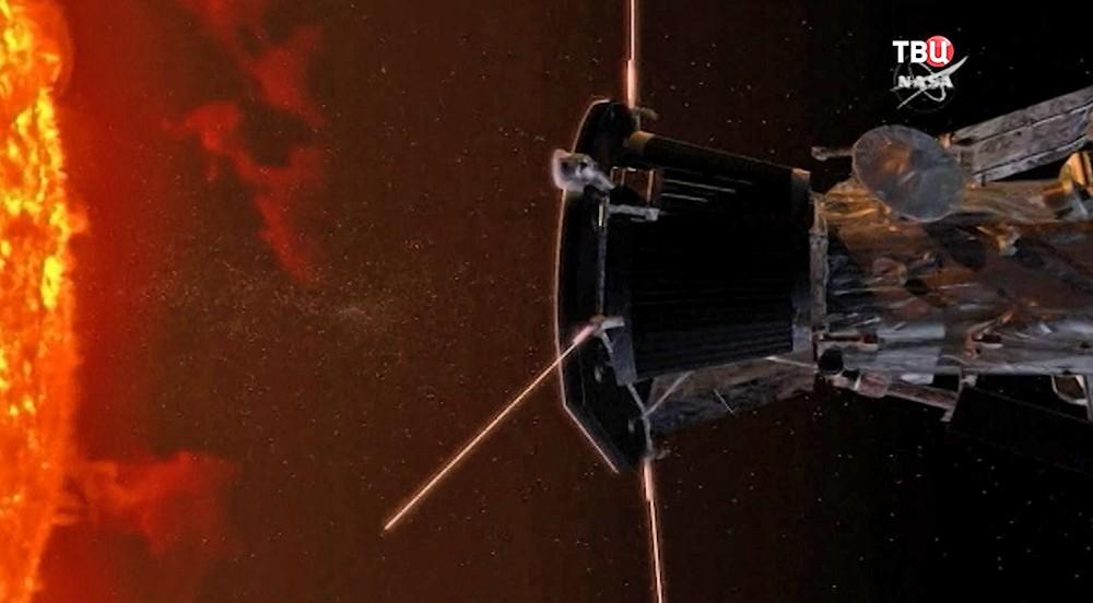 Солнечный зонд Паркер