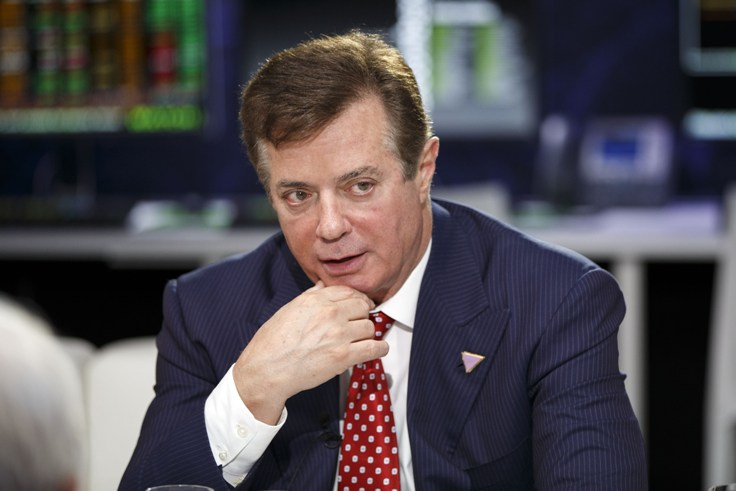Пол Манафорт
