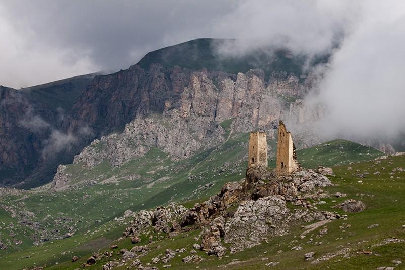 Виды Северной Осетии