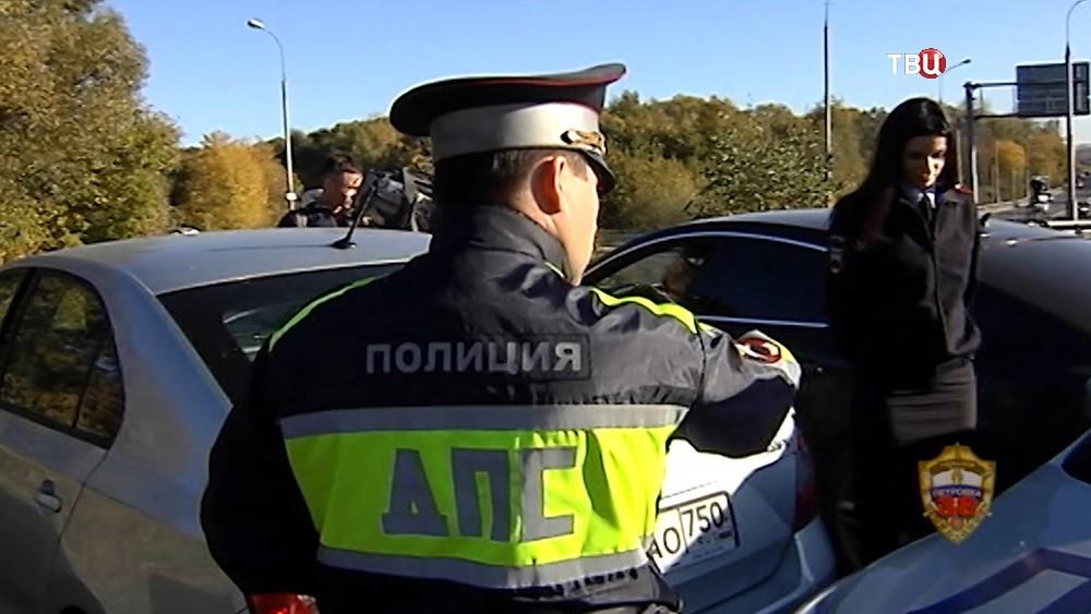 Инспектрисе ДПС
