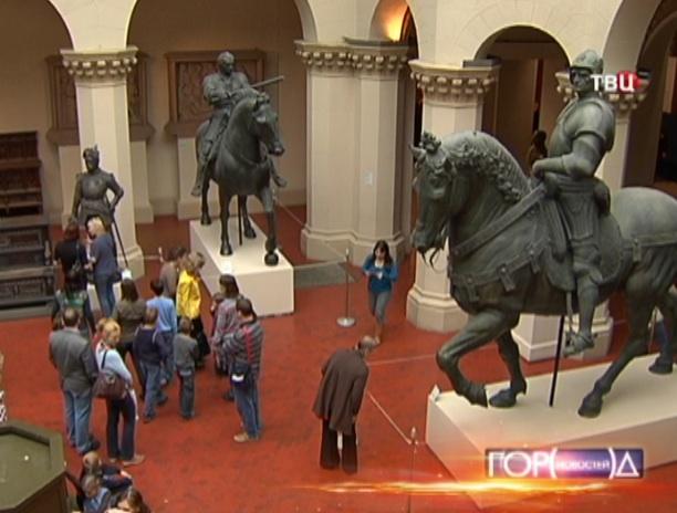 В выходные дни можно будет бесплатно посетить музеи и выставки