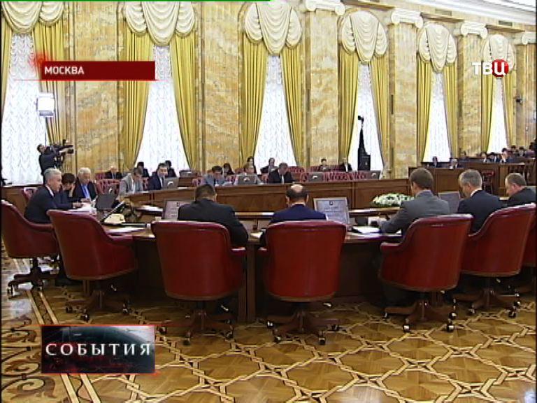 Сергей Собянин объявит состав нового правительства