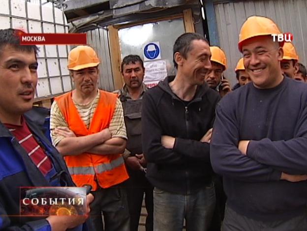 """Мигрантов заменят рабочие из """"депрессивных муниципалитетов"""""""