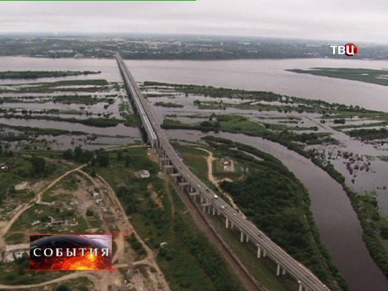 В пригородах Николаевска-на-Амуре подтоплено около 170 жилых домов