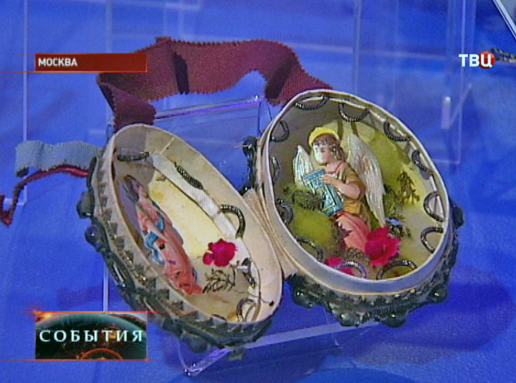 """Экспонат в музее """"Бородинской панорамы"""""""