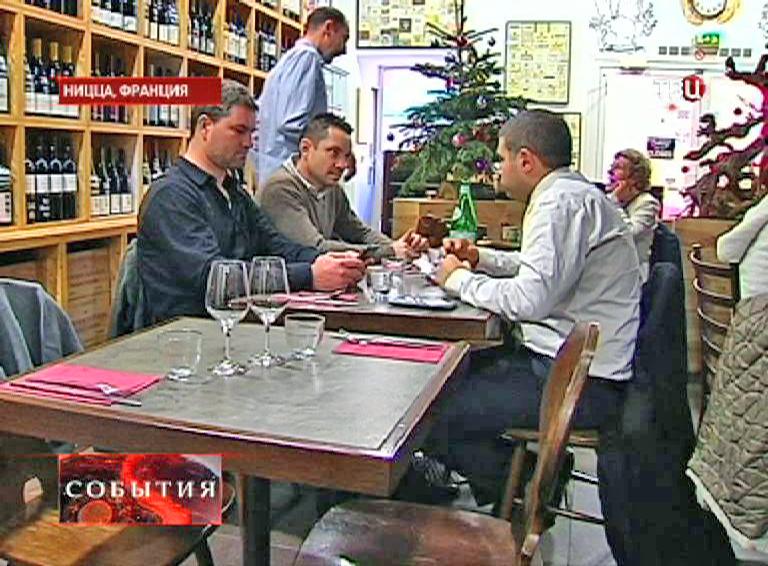 """Посетители кафе """"Маленький Шираз"""""""