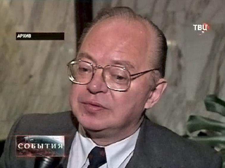 Экономист Николай Шмелев