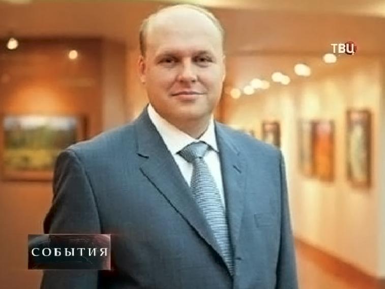 Руководитель Новокузнецкого банка Александр Павлов