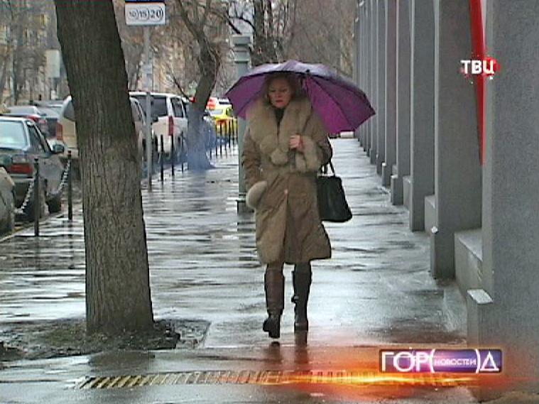 Москву ожидают аномально теплые