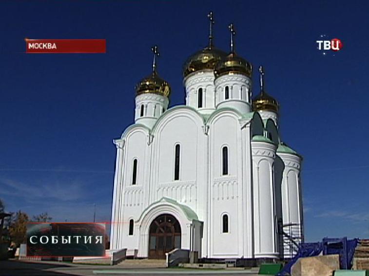 Храм Святителя Стефана Пермского в Южном Бутове
