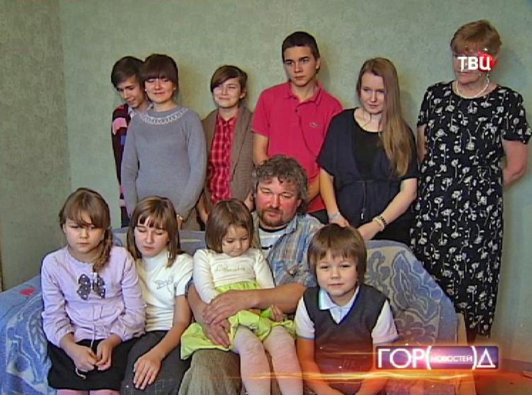 Семья Цацуриных