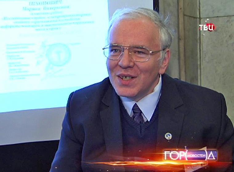 Владимир Кошелев, заместитель декана