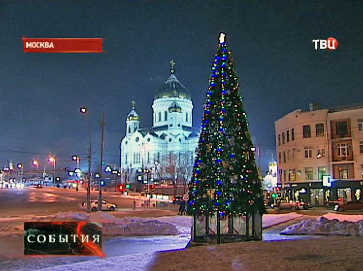 В России отмечают Старый Новый год